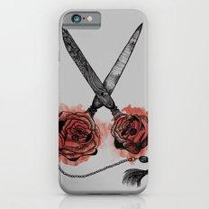 the scissors iPhone 6s Slim Case