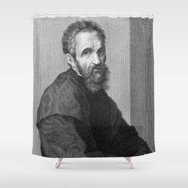 Michelangelo Shower Curtain