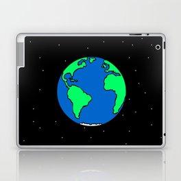Earth And Stars Laptop & iPad Skin