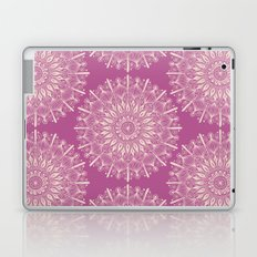 Vintage Mandala-Purply Laptop & iPad Skin