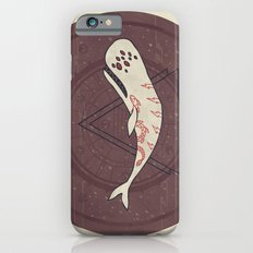 The Devil Roams These Waters iPhone 6s Slim Case