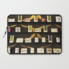 Chocolate Shelf Laptop Sleeve