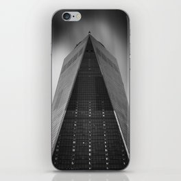 One World Trade Center in New York City iPhone Skin