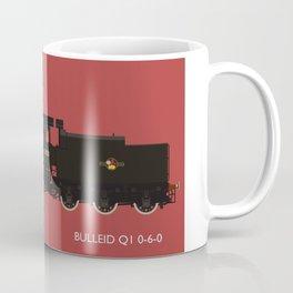 Bulleid Q1 0-6-0 Coffee Mug