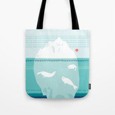 The Ice Lovers Tote Bag