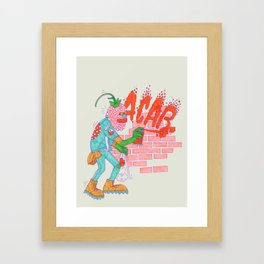 ACAB Framed Art Print