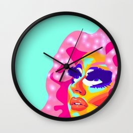 QUEEN TRIXIE MATTEL Wall Clock