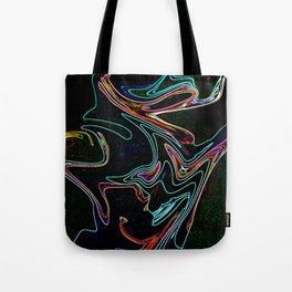 Light Lizard Tote Bag