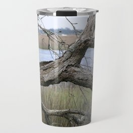 Quiet on the Intercoastal Travel Mug
