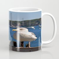 maine Mugs featuring Maine Local by Catherine1970