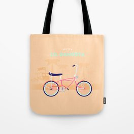 Lil' Gangsta Tote Bag