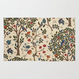 "William Morris ""Kelmscott Tree"" 1. Rug"
