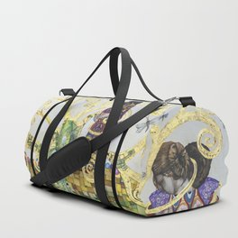 Embracing Love Duffle Bag
