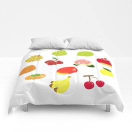 Fruits Fruits Fruits! Comforters
