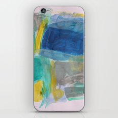 Breath and Space iPhone & iPod Skin