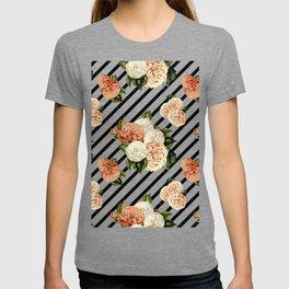 Chrysanthemum Rain T-shirt