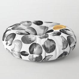 Cosmopolitan Abstract Floor Pillow