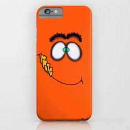 Orange Jack iPhone Case