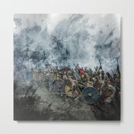 The Great Army Metal Print