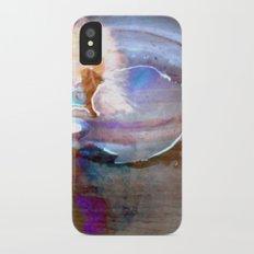 F46z1r Duster iPhone X Slim Case