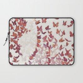 Butterfly People 4 Laptop Sleeve