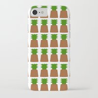 pineapples iPhone & iPod Cases featuring Pineapples by Justbyjulie
