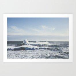Ocean Mystic Art Print
