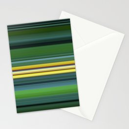 The Yellow Line Stationery Cards