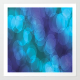 abstract background Art Print