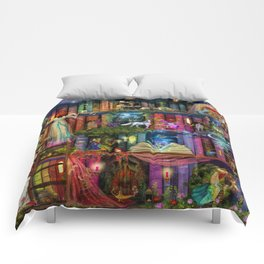 Whimsy Trove - Treasure Hunt Comforters