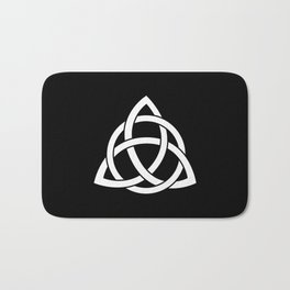 Celtic Trinity Knot Bath Mat