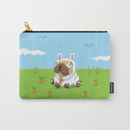 Pugs Bunny Carry-All Pouch