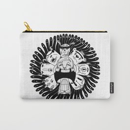 The Old Man and his friends Carry-All Pouch