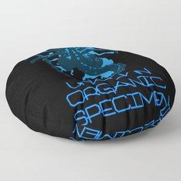 Unknown Organic Specimen Floor Pillow