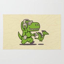 Cool Dinosaurs Rug