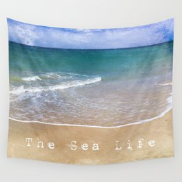 The Sea Life Wall Tapestry