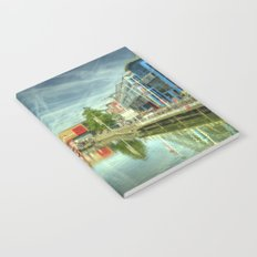 Lincoln Waterfront Notebook