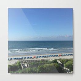 Myrtle Beach, South Carolina, USA Metal Print