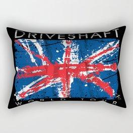 Driveshaft Rectangular Pillow