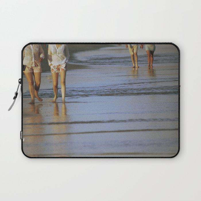 2's at the Beach Laptop Sleeve