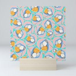 Mango Sticky Rice Mini Art Print