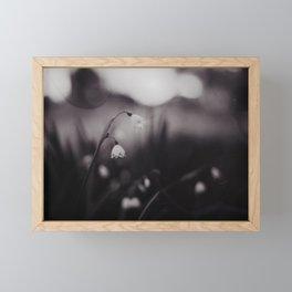 Bells Framed Mini Art Print