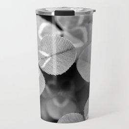 Clover Leaves Travel Mug