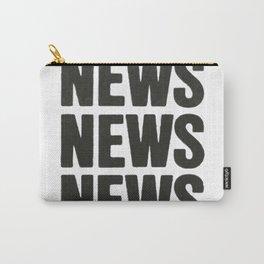 News News News Carry-All Pouch
