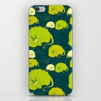 dragons iPhone & iPod Skins featuring dragons by lisenok