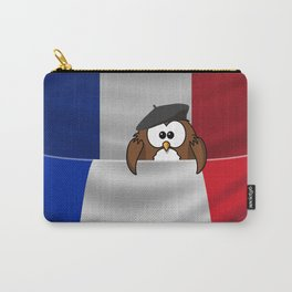 Frenchy owl Carry-All Pouch