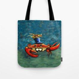 Crabynni Tote Bag