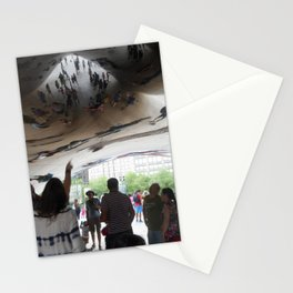 """""""Under The Bean"""" Stationery Cards"""