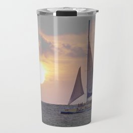Sunset Sailing 2 Photography Travel Mug