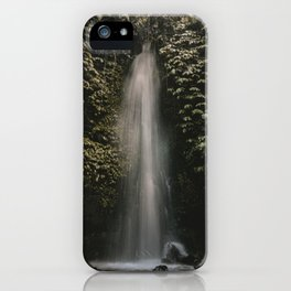 Waterfalls for life iPhone Case